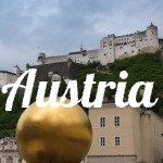 Zdjęcia z Austrii