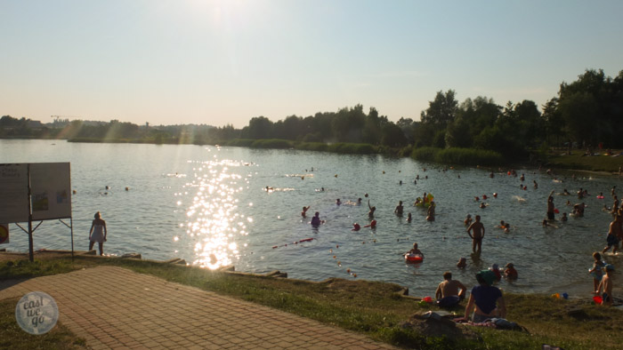 beat the heat in Cracow-2