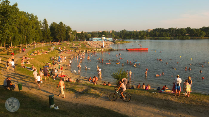 beat the heat in Cracow-3